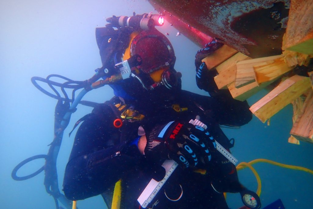 Commercial Diving and Underwater Repairs