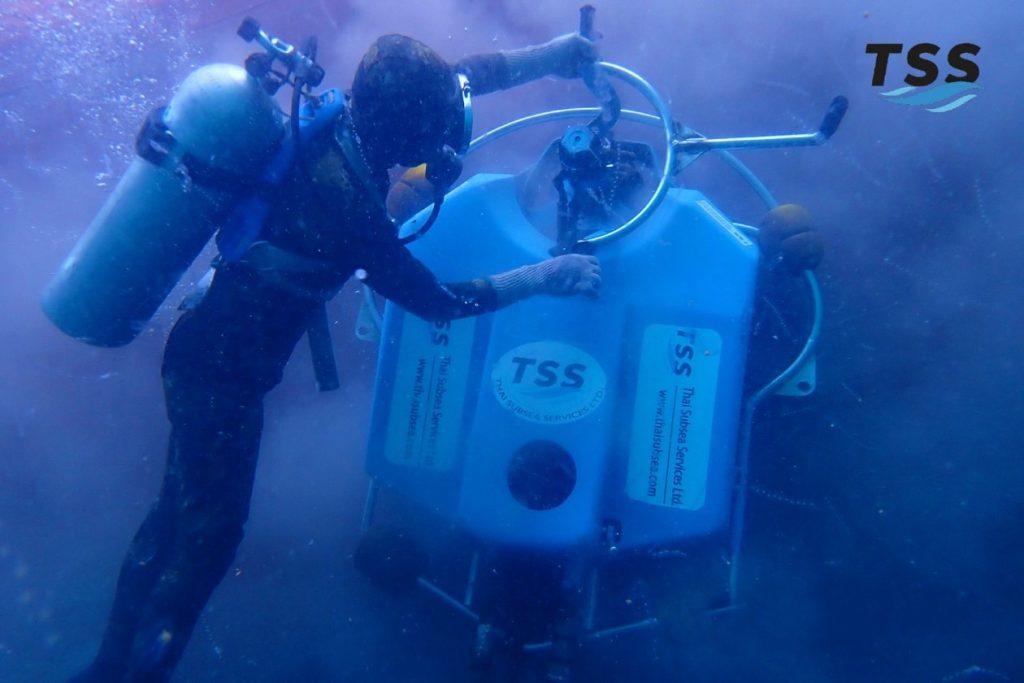 Underwater Ship Hull Maintenance