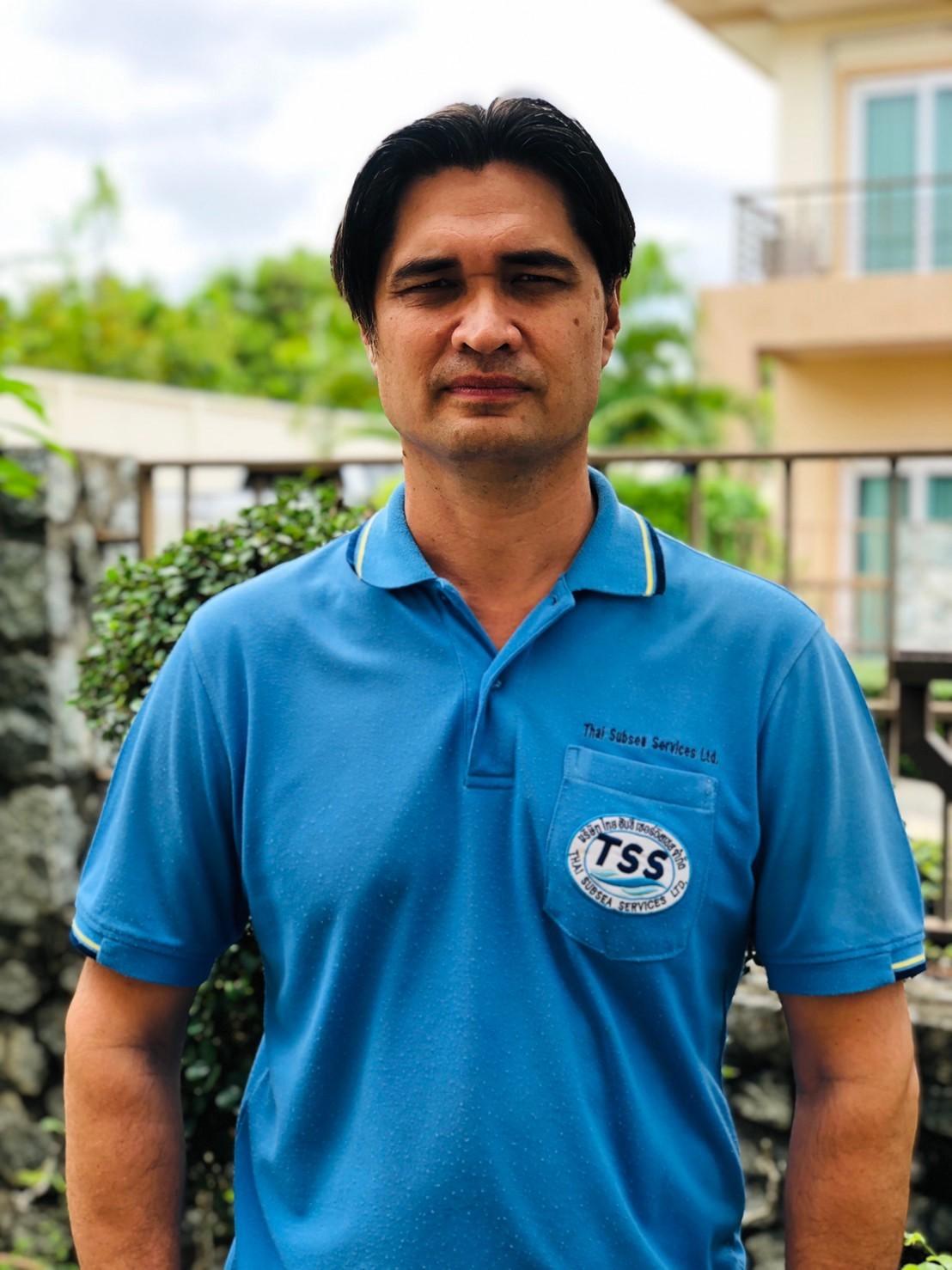 Thi Subsea Managing Director